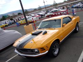Grabber Orange Mach 1 by CobaltGriffin