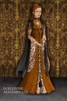 Valena of House Mullendore by DaenatheDefiant