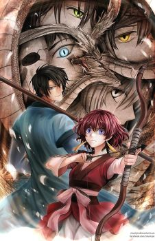 Akatsuki no Yona: Yona of the Dawn by Shumijin