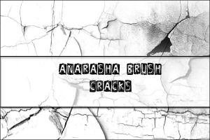 Cracks Brush by anaRasha-stock