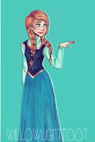 Anna by WillowLightfoot