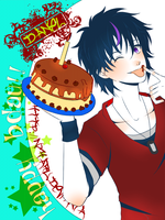 Happy Bday Daniel Kun!! by nyharu