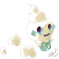 Vanillite by Pluffers