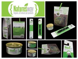 Natures Way- Packaging by Tylon
