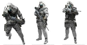 ghost recon assasins creed by niels6688