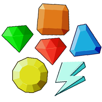[GAME ART] - Gems! by Extreme-Z7