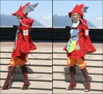 Freya Crescent Cosplay by rifa