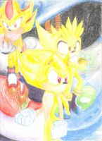 Super Sonic Power House by ToxicThunder