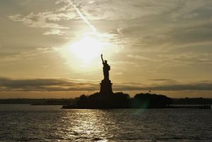 Statue of Liberty by gabrami