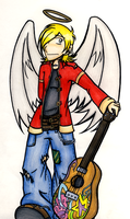 OC Entry-Felix by trilly-ankh