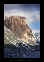 El Capitan Clearing Storms - Color by CheshirePhotographer
