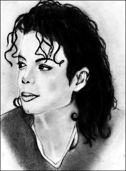 Michael Jackson by Holy-Hyphen