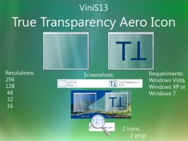 Vini True Trasnsparency Icon by Vinis13