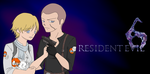 Cry'n Cox play Resident Evil 6 by jigokusister95