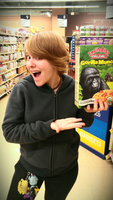 Start every day with a bowl of Gorilla Munch. by Fishteeth