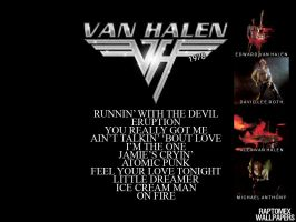Van Halen I by Raptomex