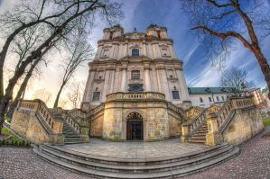 Krakow - Church on the Rock by hordulf