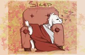 Sleep by BlueberryChill