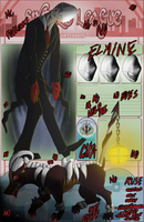 Elaine the Stalker by GrolderArts
