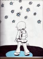 When I see stars... by TwilightMoon1996