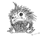 Baby Critter by Stewi