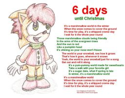 6 days until Christmas 2007 by RyanEchidnaSEAL