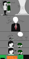 Why Jeff and Ben dont go to the store... by FabuKyo