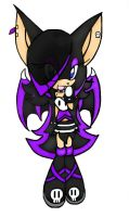 xXChibi-Nightmare c:Xx by ShadowXRose333