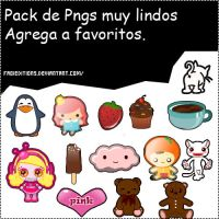 Pack Png by FabiEditions