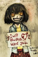 Even if you don't care about me... by Armaneeta