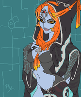Midna by Minty-Lint