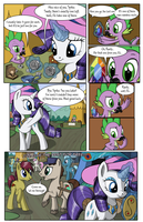 Talisman for a Pony: Page 20 by Str1ker878