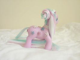 custom my little pony simply snow flakes by thebluemaiden
