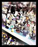 Collection of Random Lego Minifigures at MBs Home by MushroomBrain
