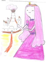 My Life as a Princess Bubblegum by 04StartyOnlineBC88