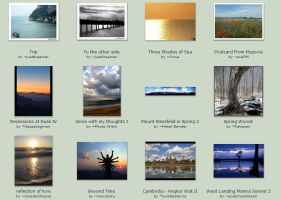 Submissions: April 17th-19th by Scapes-club