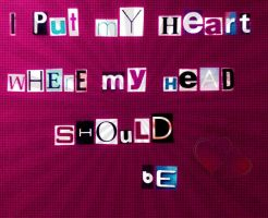 Put My Heart by MishUMuch