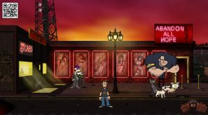 Go To Hell Dave Re-design of nightclub by GoToHellDave
