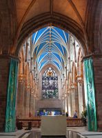 Inside St. Giles Cathedral by AgiVega