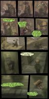 Fallout OCT: vs Bones page1 by Skittycat