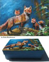 Fox Box - for sale by rieke-b