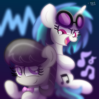 Musical Harmony by xThe-Bubbly-One