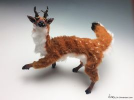 Poseable Fawnling Doll commission SOLD ... by Sovriin