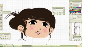 Screenshot Vector of Me.. by IVYangelica