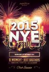 New Year Party Flyer by styleWish