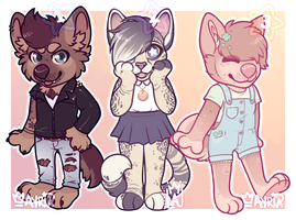 chibi adopts |CLOSED| by stayria