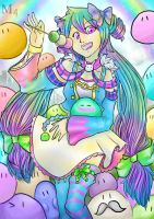 Contest Entry 2: Ultimate Ren and Dangos by Marini4