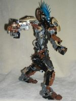Bionicle MOC: Atlas 5 by 3rdeye88