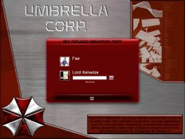 Lord Kelvelos Umbrella Logon by lordkelvelos