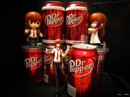Dr. Pepper Craze by eyebowl